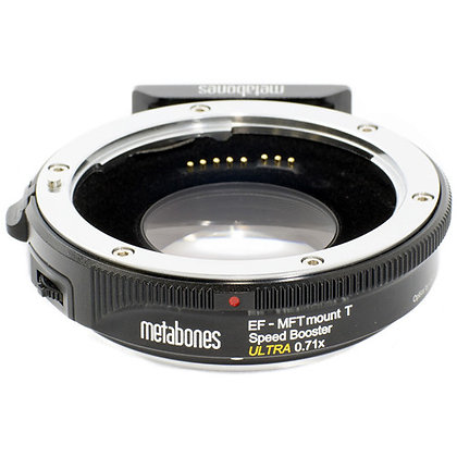 Metabones T Speed ​​Booster ULTRA 0.71x  M4/3 TO EF