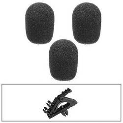 Lavalier Mic Clips & Mounts