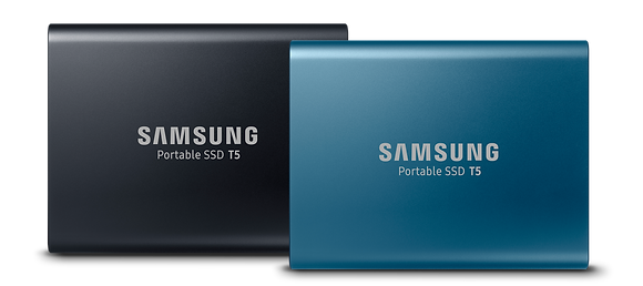 Disque SSD portable Samsung 1 To T5
