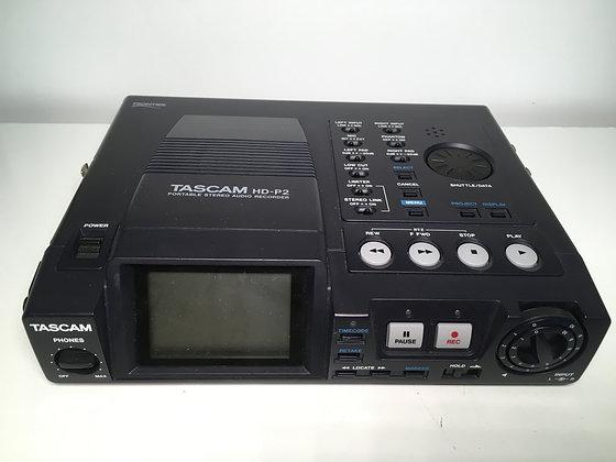 TASCAM HD-2P2 Audio recorder