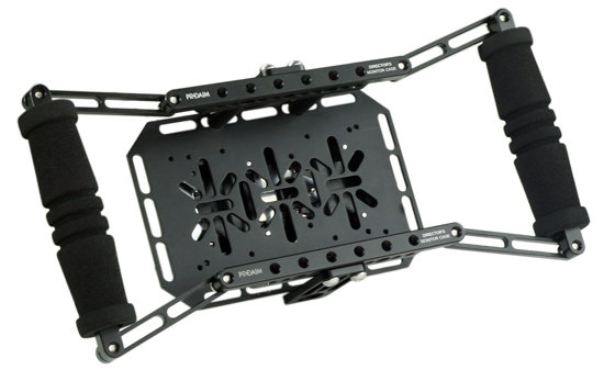 Director's Monitor Cage FOR LCD Monitor