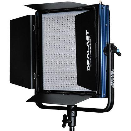 Dracast LED1000 Pro LED bicolores avec supports et plaques de bat