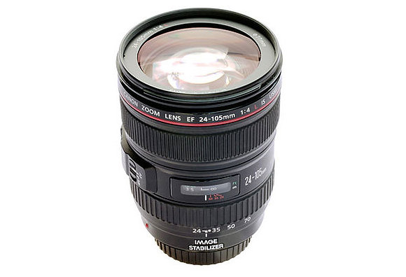 CANON 24-105 MM F4L IS
