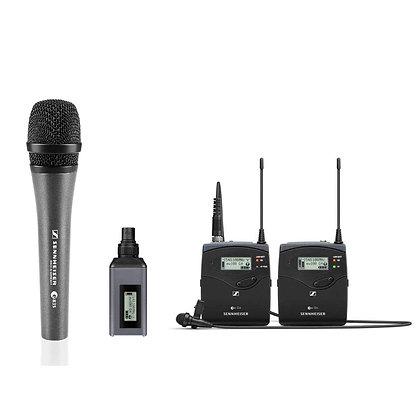 Micro sans fil Sennheiser EW100 ENG G4-A Wireless System