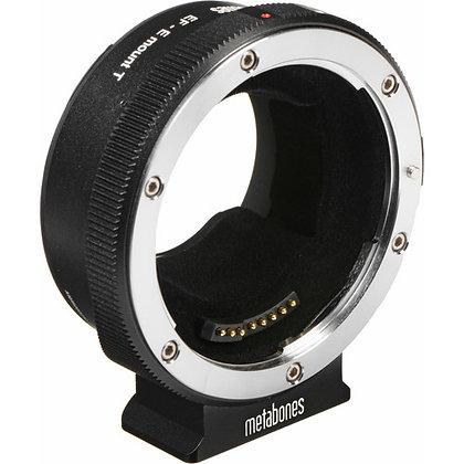 Metabones V Objectif Canon EF / EF-S vers Sony E Mount T (cinquième génération)