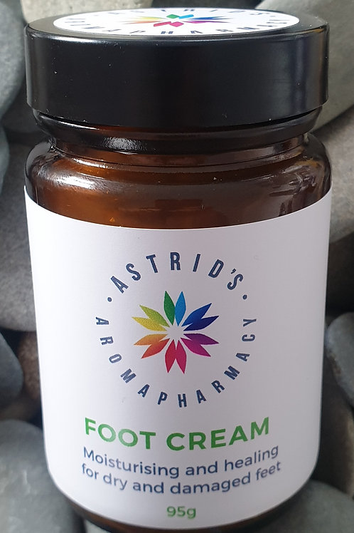 Astrid's Aromapharmacy Foot Cream 95g