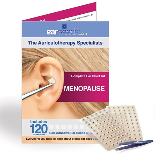 Auriculotherapy / Ear Acupressure - Menopause Kit