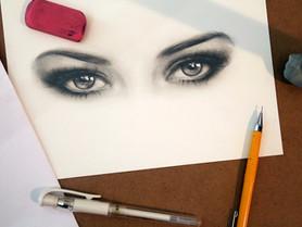 Eye Drawing Class