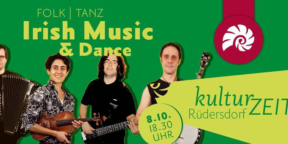Irish Music & Dance im Fackellicht