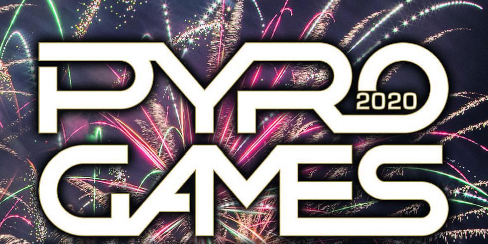 Pyrogames 2020 im Museumspark