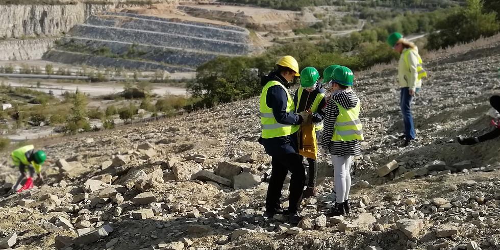 Ferienprogramm - Fossilien sammeln und bestimmen
