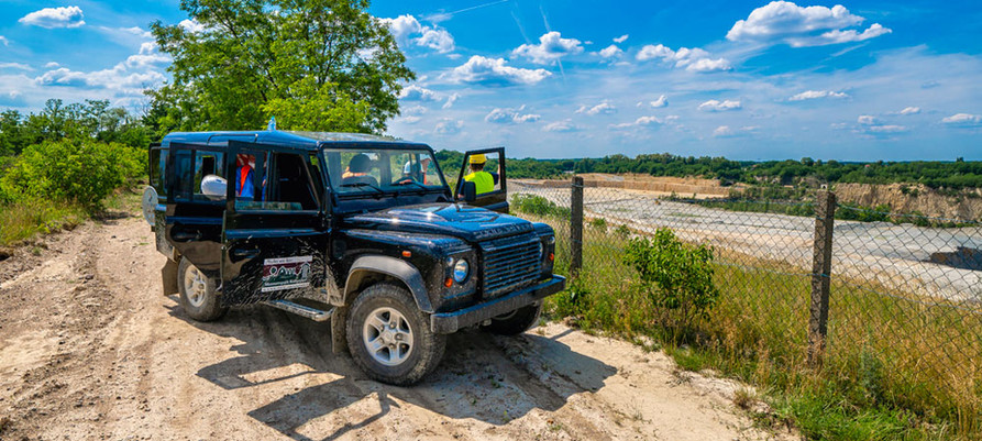 Land Rover Touren