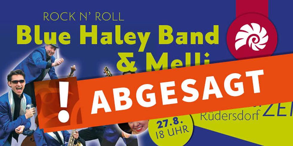 Blue Haley Band & Melli - Rock n' Roll