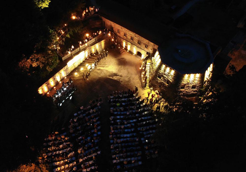 Feste feiern - Bergfest