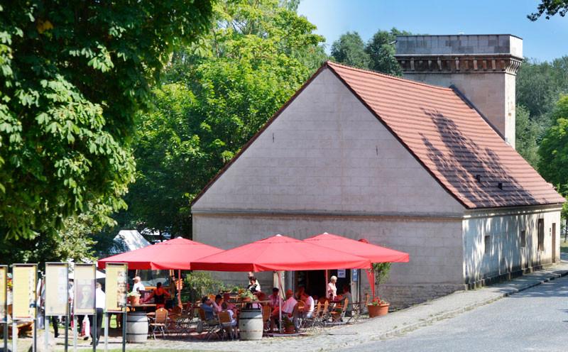 Café im Museumspark