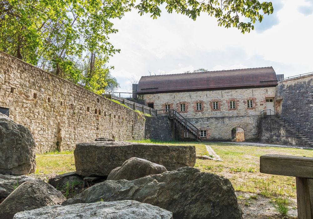 Bohlenbinderhaus