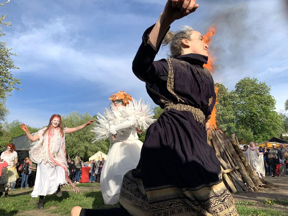 Feste feiern - Walpurgisnacht