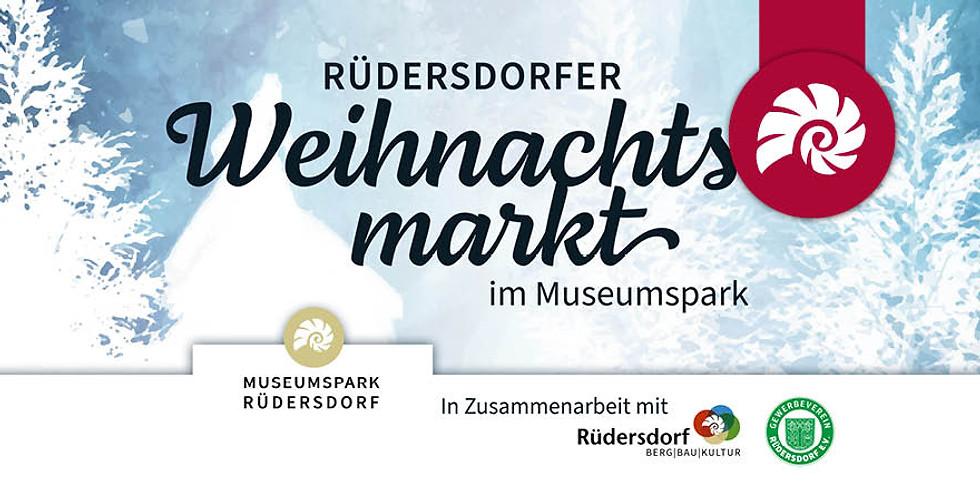 Rüdersdorfer Weihnachtsmarkt im Museumspark