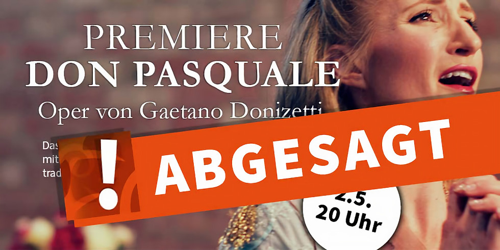 Premiere Don Pasquale