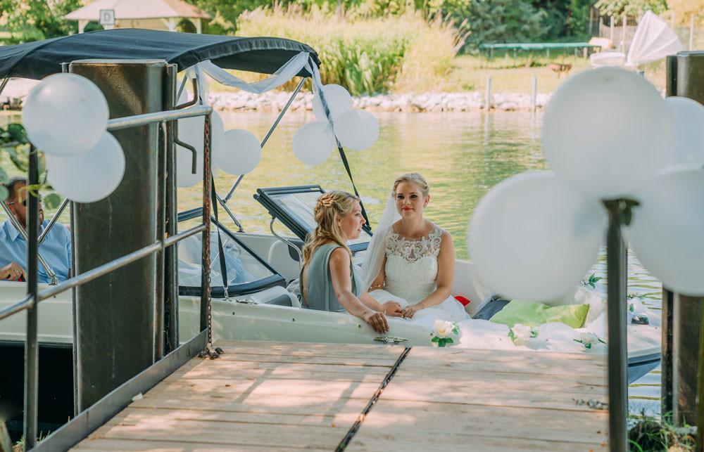 In den Hafen der Ehe