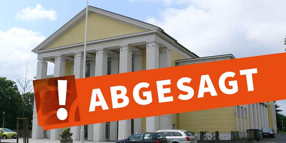Benefizkonzert des Gymnasium Friedrich-Anton-von-Heinitz