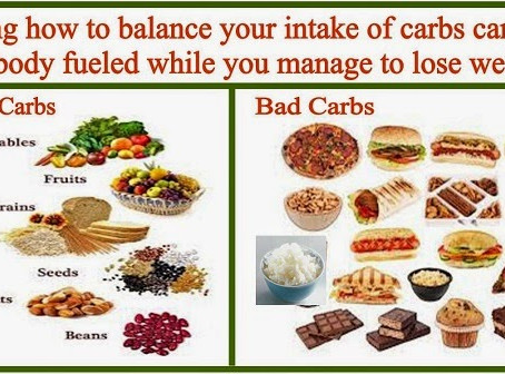The Right Amount of Carbs