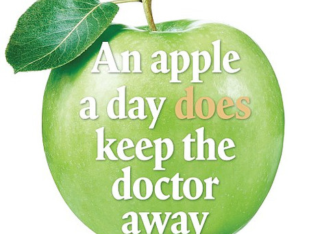Apples On The Go!