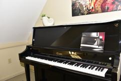 Piano teaching room