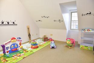 Kid's play room