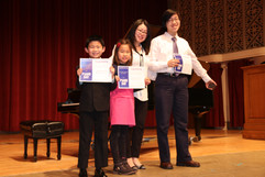 Capital University Piano Competition