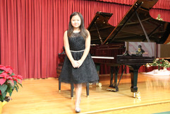 DNA winter recital