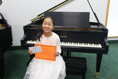 Angie Feng, Second place winner of CMTA 2020