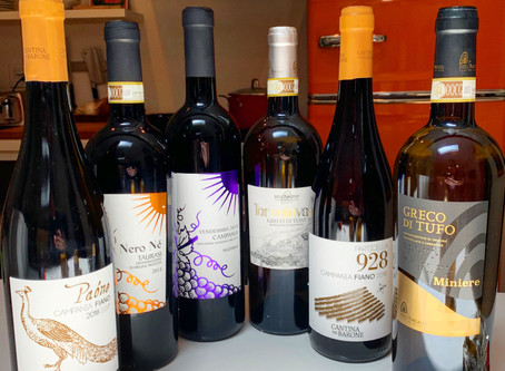 The Authentic Irpinia Wine Club Vol. 3 Tasting Notes