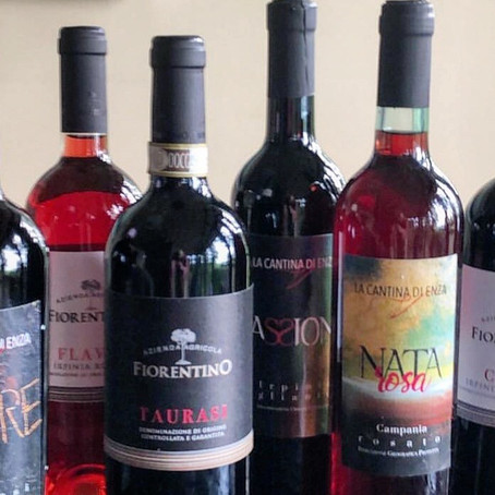 The Authentic Irpinia Wine Club Vol. 1 Tasting Notes