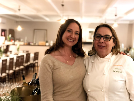Foodie Favorites: Chef Franca De Filippis, La Pergola Gesualdo