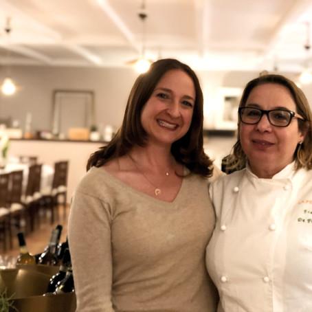 Foodie Favorites: Chef Franca De Filippis, La Pergola Gesualdo