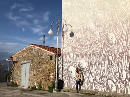 Beyond the Grapes: Irpinia Street Art