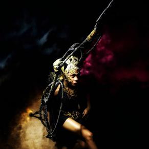 Scorpion Queen Shoot