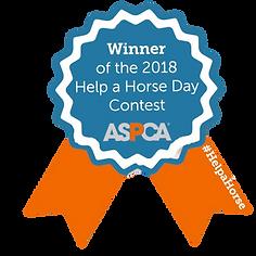 2018 ASPCA Help a Horse Day Facebook Cov