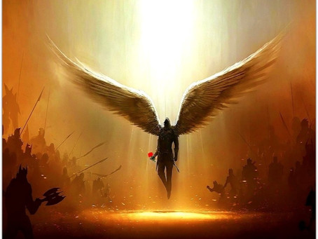 Archangel My Friend