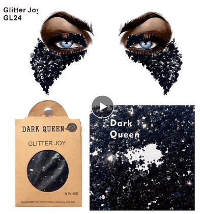 Glitter Black