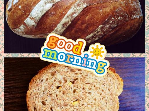 Chleb na zakwasie, a zdrowie