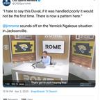 Jim Rome show clip