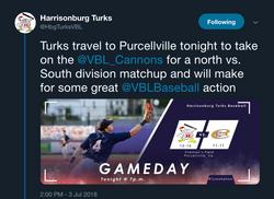 Turks Gameday