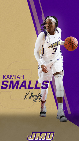 Kamiah Smalls Wallpaper seventh week