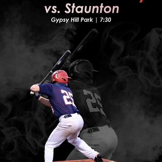 Turks gameday vs. Staunton