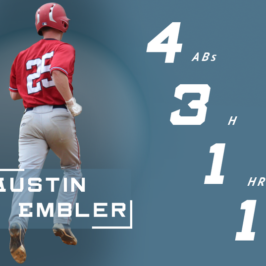 Player of the game vs. C'ville