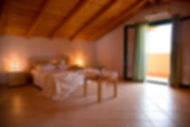 Cosy bedroom at the Country House Pomegranate.Rural Accommodation in Nafplio, Peloponese near nature and farm