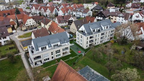 Wohnanlage Hochdorf