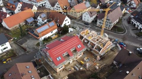 Mehrfamilienhäuser Bissingen